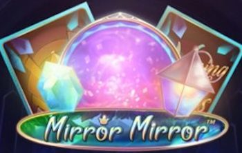 Play Fairytale Legends Mirror Mirror Slots game NetEnt