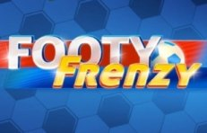 Footy Frenzy Slots game Cayetano Gaming
