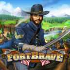 Play Fort Brave Slots game Merkur