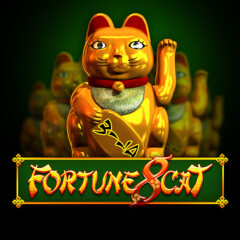 Fortune 8 Cat Slots game Amaya