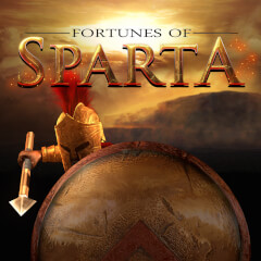 Play Fortunes of Sparta Slots game Merkur