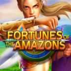 Play Fortunes of the Amazons Slots game Amaya