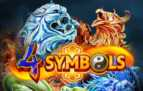 Play Four Smybols Slots game GameArt
