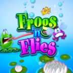 Play Frogs n Flies Slots game Amaya