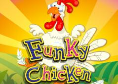 Funky Chicken Slots game NYX