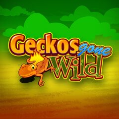 Geckos Gone Wild free Slots game