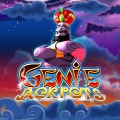 Genie Jackpots Slots game Merkur