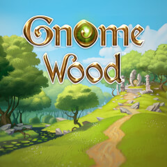 Play Gnome Wood Slots game Microgaming