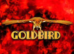 Goldbird Slots game Merkur