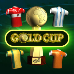 Gold Cup Slots game Merkur