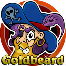 Play Goldbeard Slots game RTG