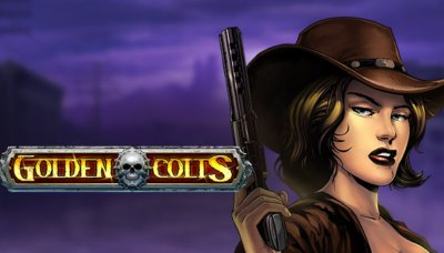 Play Golden Colts Slots game Play n Go