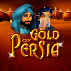 Play Gold of Persia Slots game Merkur
