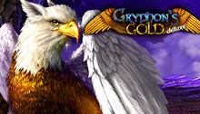 Play Gryphons Gold Deluxe slot game Novomatic