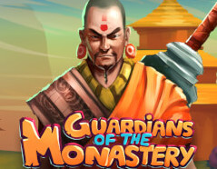 Play Guardians Of The Monastery Slots game Merkur