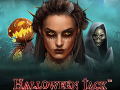Play Halloween Jack Slots game NetEnt