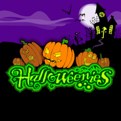 Halloweenies Slots game Microgaming