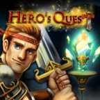 Play Heros Quest Slots game Merkur