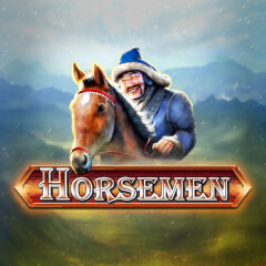 Play Horsemen Slots game Merkur