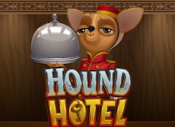 Play Hound Hotel Slots game Microgaming