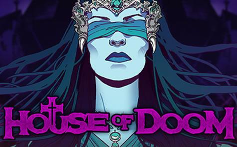 House of Doom Slots game Play n Go