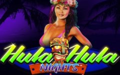 Hula Hula Nights free Slots game