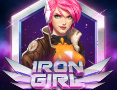 Play Iron Girl Slots game Play n Go
