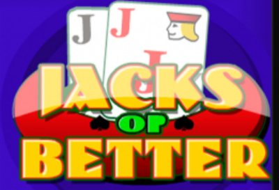 Jacks or Better Video Poker  Video Poker
