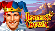 Jesters Crown Slots game Novomatic