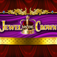 Jewel In The Crown Slots game Barcrest