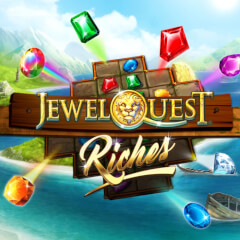 Play Jewel Quest Riches Slots game Microgaming