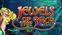 Play Jewels of the Sea Slots game Novomatic