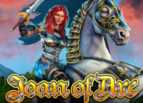 Play Joan Of Arc Slots game Microgaming