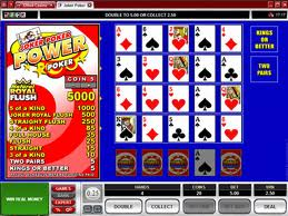 Joker Poker Power Poker Video Poker Video Poker game Joker Poker Power Poker Video Poker