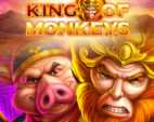 Play King Of Monkeys Slots game GameArt
