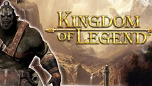Kingdom of Legend Slots game Novomatic