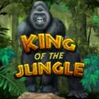 Play King of Jungle Slots game Merkur