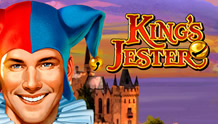 Kings Jester Slots game Novomatic
