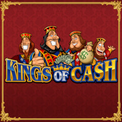 Kings of Cash Slots game Microgaming