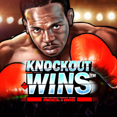 Play Knockout Wins Slots game Merkur