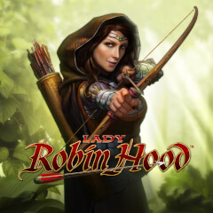 Lady Robin Hood Slots game Bally