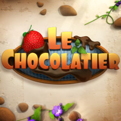 Play Le Chocolatier Slots game Green Valley