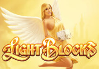 Light Blocks Slots game Merkur