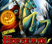 Play Lightning Horseman Slots game Lightning Box