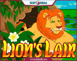 Play Lions Lair Slots game RTG