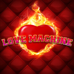 Play Love Machine Slots game Green Valley