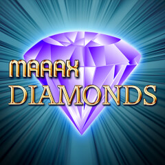 Play Maaax Diamonds Slots game Merkur