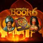 Magic Book 6 Slots game Merkur