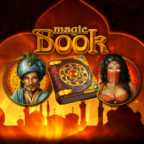 Magic Book Slots game Merkur