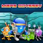 Mars Odyssey Slots game Green Valley